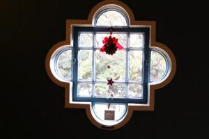 ベーリック・ホールの装飾