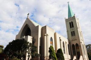 カトリック山手教会外観